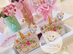 Unicorn / Unicornio Birthday Party Ideas | Photo 1 of 21
