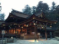 多賀大社 : 多賀町, 滋賀県