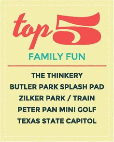 We love getting outdoors in Austin with the Family. #Thinkery #ZilkerPark