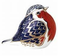 Royal Crown Derby Paperweights were introduced at Chatsworth House in 1981 as six animal designs with Imari decoration. After a successful launch, they were followed two years later by another six and then four more in 1985. In the years that followed there was an annual increase to the range, tending toward two introductions each year in January and June.