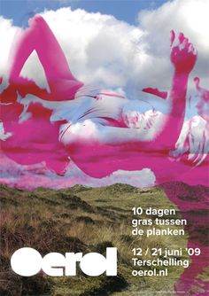 Oerol - Terschelling - campagneposter 2009