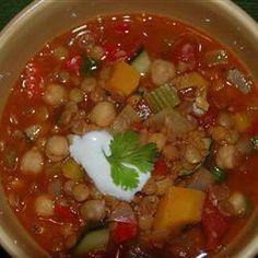 Marokkaans: Vegetarische stoofpot