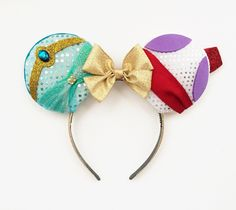 A personal favorite from my Etsy shop https://www.etsy.com/listing/277378178/jasmine-disney-inspired-ears-jasmine