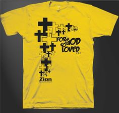 a43a758e Tack Designs for Zion Mennonite Church. Tack Designs · Youth Group Shirt  Designs