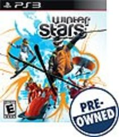 Winter Stars — PRE-Owned - PlayStation 3