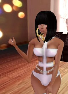 Captured Inside IMVU - Join the Fun! My Imvu avatar add me Lilbo55divaxxggtx718