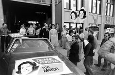 Dianne Feinstein, San Francisco mayoral race, San Francisco (1971) LIFE in a Great City