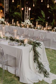 This oceanside garden wedding reception is modern meets elegant at its finest & Image by Alen Karupovic The post The Inspirational Eye Candy is Endless at This Villa Aye Wedding in Phuket appeared first on Wedding. Fall Wedding, Wedding Ceremony, Our Wedding, Wedding Venues, Dream Wedding, Wedding Cakes, Wedding Rings, Wedding Mandap, Elegant Wedding