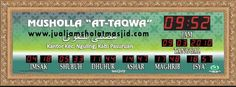 Jual Karpet Masjid - Harga Murah - Per Meter Roll - Polos