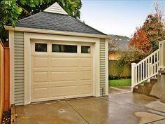 garage to back steps to mudroom/back entry?