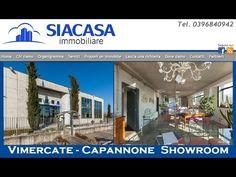 VIMERCATE (MB) Capannone - Showroom - Uffici - Magazzini in Affitto - Si...