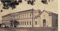 Fotos de la Venezuela de Antaño, Casa de Beneficiencia, Maracaibo. Vintage Venezuela