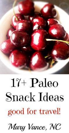 These are super healthy and many links for Paleo Snacks - Mary Vance, NC Detox Recipes, Paleo Recipes, Whole Food Recipes, Snack Recipes, Paleo Food, Paleo On The Go, How To Eat Paleo, Paleo Treats, Healthy Snacks