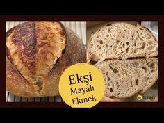 Pitaya, Sourdough Bread, Bread Recipes, Aloe Vera, Youtube, Food, Recipies, Eten, Bakery Recipes