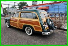 '51 Ford Country Squire Woody Wagon