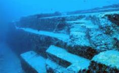 On the southern coast of Yonaguni, Japan, lie submerged ruins estimated to be around 10,000 years old. The origin of the site is hotly debated - many experts argue that is man-made, while more conserv