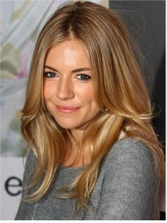 Love this color...Honey Blonde