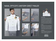 republic of singapore navy uniform recruitment marketing Recruitment Advertising, Direct Mailer, Saatchi & Saatchi, Navy Uniforms, Employer Branding, Direct Marketing, Marketing Ideas, Job Ads