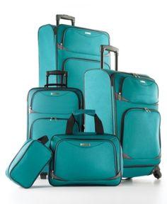 #Tag #Home - Luggage #Coronado #Piece #Spinner #Luggage Tag Coronado II 5 Piece Spinner Luggage Set http://www.seapai.com/product.aspx?PID=5481231