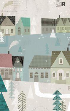 DANTE TERZIGNI_3. Snowy scene in a residential neighbourhood.2LR