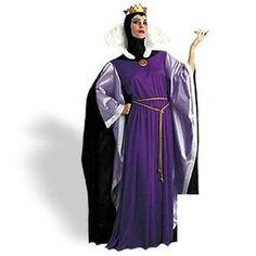 Std Size Women (12-14) - Disneys TM Snow White  EVIL Queen Costume