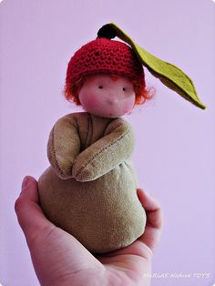 Apple baby by ac.maria, via Flickr