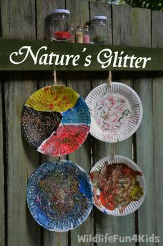 Nature's Glitter: Biodegradable, Fragrant and Fun   Wildlife Fun 4 Kids