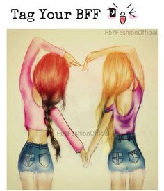 Tag your BFF