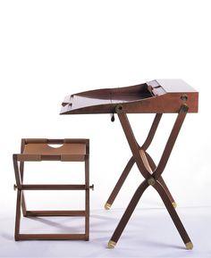 Hermes Travelling Desk