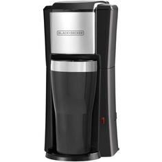 Black & Decker CM618 Single Serve Coffee Maker - Walmart.com