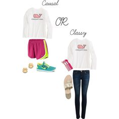 Casual OR classy?