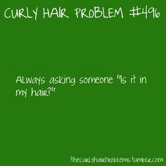 Curly Hair Problem #496
