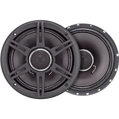 SX Series 6 1/2 2-Way Coaxial Shallow Mount Speakers by Dual. $39.48. 6.5 3-WAY75W RMS/225W peak power outputTop mounting depth: 2 1/4 Dynamic balanced PP cone1 Ferrofluid cooled, lightweight silk dome tweeterLow mass 2-layer 25mm Kapton voice coil formerTreated long throw surroundsShallow basketsSolid stamped steel basket with rust-proof black finishCutout diameter: 5 7/16 Includes solid ABS grilles and mounting brackets