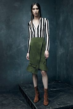 Alexander Wang Pre-Fall 2015 Collection - Couture/Catwalk - Elsie Fashion Forum