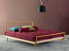 Cama doble # 01 CAMALEO by Twils diseño Studio Thesia Progetti