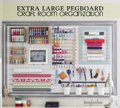 15 Playfully Practical Pegboard Projects