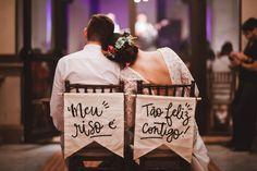 Casamento Romântico na Casa do Marquês | Lápis de Noiva