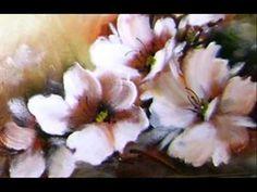 Dicas de pinturas de Luiza Sartori video 1 - YouTube