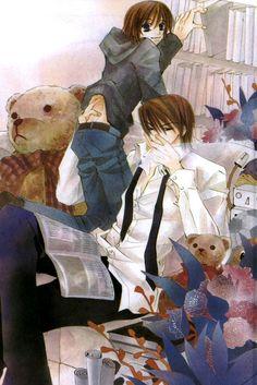 Junjou Romantica chapter 1