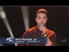 Nick Fradiani - Wake Me Up - American Idol 2015 (Top 11) - YouTube