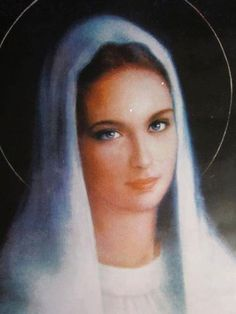 Blessed,Mother, please pray for us
