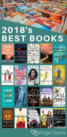 Best Books // Catch up on all the year's hottest books with the best books of // books to read best books 2018 bestselling books 2018 // Best Books To Read, I Love Books, Great Books, New Books, Best Books Of All Time, New York Times, Book Libros, Alphonse Daudet, Books 2018