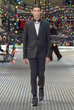 Dior Homme Men's Spring 2017