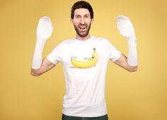 """Banana Sock"" - Threadless.com Size Large $20"