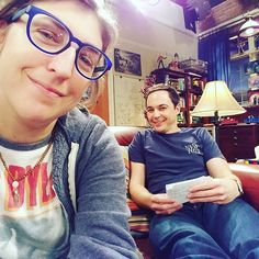 Lounging with @therealjimparsons