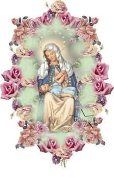 BLOG CATÓLICO GOTITAS ESPIRITUALES: A JESÚS POR MARÍA                                                                                                                                                      Más