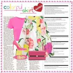 """""""Pink"""" by andreearucsandraedu on Polyvore"""