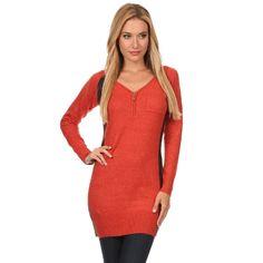 Women's Block Color Tunic/Dress
