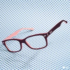 5265252a9e Two tones will make the other kids look twice. These Ray-Ban Jr frames keep  life colorful.