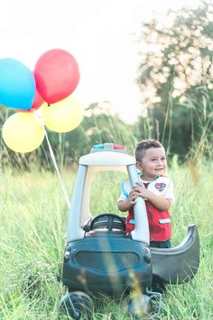 Paw Patrol Party, Paw Patrol Photoshoot ideas #pawpatrol #photoshoot  cop car